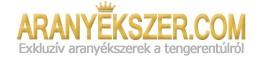 www.aranyekszer.com